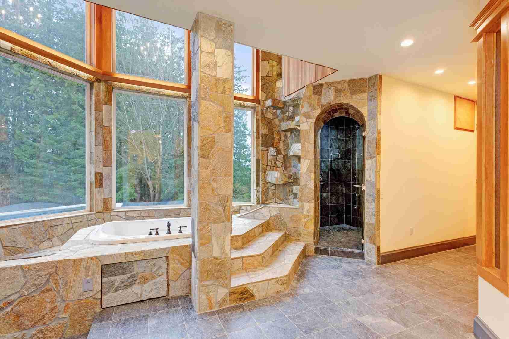 Custom Built Home with Luxurious Master Bathroom